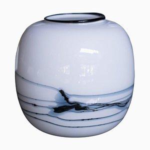 Vase Atlantis par Michael Bang pour Holmegaard