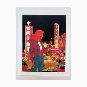 Las Vegas Pin-Up, Philippe Bertht, 1995