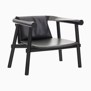 Leather Altay Armchair by Patricia Urquiola