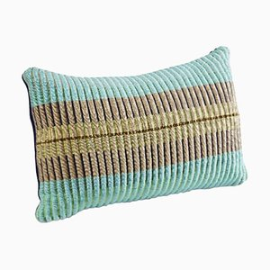 Musgo Chumbes Pillow 1 by Mae Engelgeer