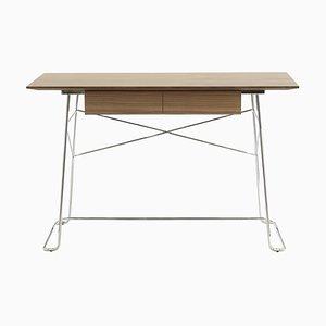 Chromed Brera Desk by Marcos Zanuso Jr
