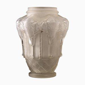 Vase The Elephants par Edmond Etling