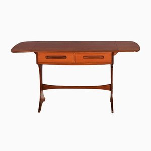 Teak Fresco Console Table by Victor Wilkins for G-Plan, 1960s
