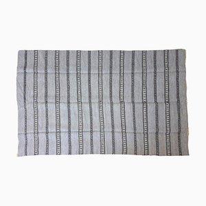 Handwoven Vintage Geometric Rug