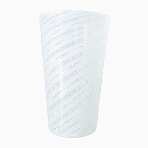 Vase en Verre de Murano par Paolo Venini pour Venini