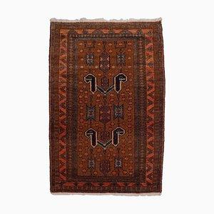 Geometrischer türkischer Teppich