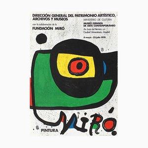 Expo 78, Miro Pintura Madrid by Joan Miro