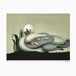 The Swan by Jean Paul Donadini