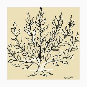 Le buisson d'après Henri Matisse
