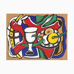 Stillleben von Fernand Léger