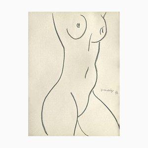 Nu by Henri Matisse
