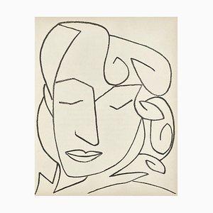 Pages d'amour, André Verdet 15, Françoise Gilot