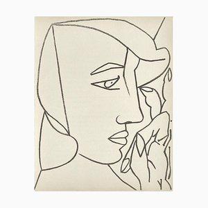 Love Pages, André Verdet 14, Françoise Gilot