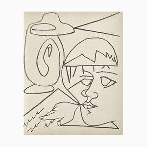 Pages d'amour, André Verdet 10, Françoise Gilot