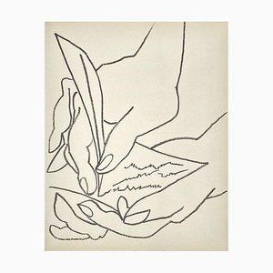 Pages d'amour, André Verdet 02, Françoise Gilot