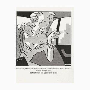 Au 12ème Coup de Minuit by Walter Minu