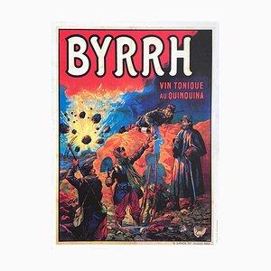 Byrrh Tonic Wine Poster