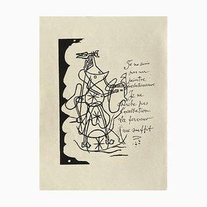 Je Ne Suis Pas Un Peintre Révolutionnaire by Georges Braque