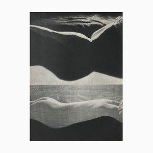 The Sea by Erwin Blumenfeld