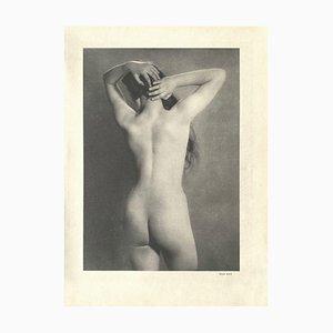 Nu par Man Ray par Revue Verve, 1937