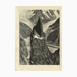 The Alpin Peak by Emile Gos for Revue Verve
