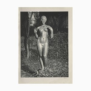 Venus of Aristide Maillol by Brassaï