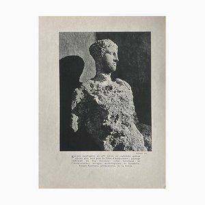 Images de la Grèce Antique par Herbert List pour Revue Verve