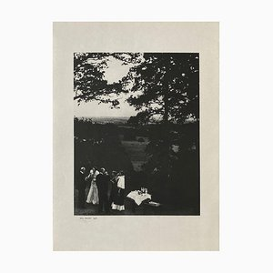 The Banquet by Bill Brandt by Revue Verve