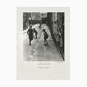 London Rediscovered by Bill Brandt for Revue Verve