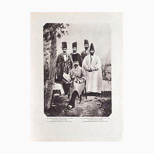 Portrait des Schahs von Persien, Brassaï Collection von Revue Verve, 1960
