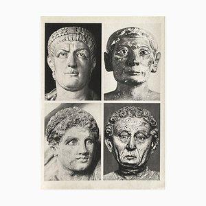 Antike Portraits von Revue Verve