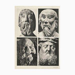 Portraits Antiques de Revue Verve
