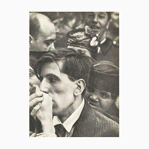 The Visit of Paris by Henri Cartier-Bresson (1937) for Revue Verve