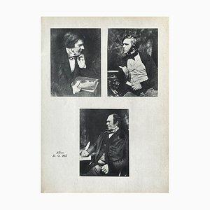 Galerie der Schriftsteller von David Octavius Hill