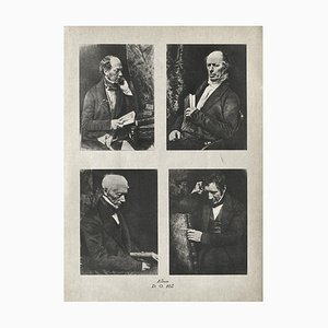 Gallery of Portraits by David Octavius Hill