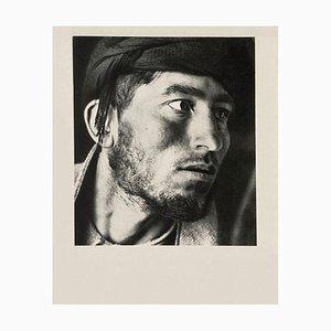 Portrait of a Cretan Shepherd, Herbert List, Revue Verve
