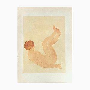 Nu VI by Auguste Rodin