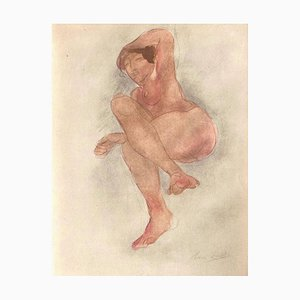 Nu III von Auguste Rodin