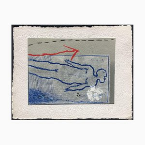 Le nu bleu by James Coignard