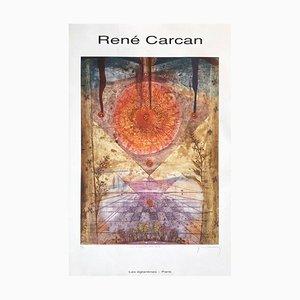 Affiche The Straps of the Sky par René Carcan