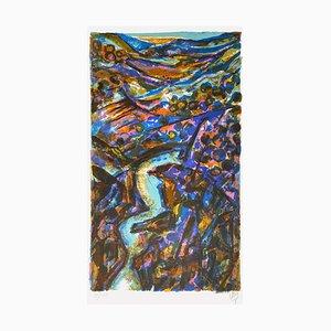 Paysage III von Jeanne Cleis