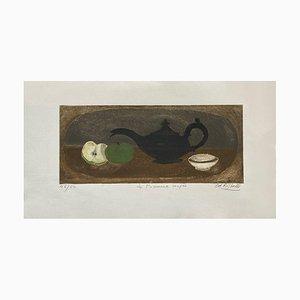 La Pomme Coupée par Edouard Righetti