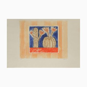 Fleur De Cactus by Louttre B.