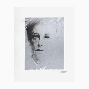 Variations Rimbaud XIII par Ernest Pignon-Ernest