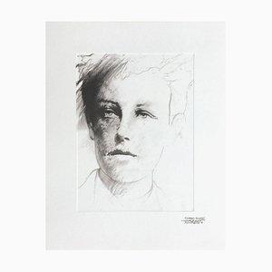 Variations Rimbaud XII par Ernest Pignon-Ernest