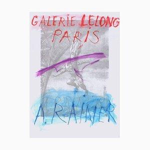 Expo 90 - Galerie Lelong par Arnulf Rainer