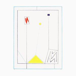 Composition III par Jean Claude Rossel