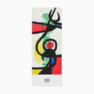 Les grandes manoeuvres after Joan Miro