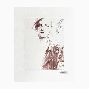 Rimbaud Variations XI par Ernest Pignon-Ernest