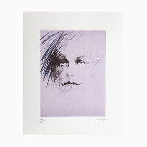Rimbaud Variations X par Ernest Pignon-Ernest
